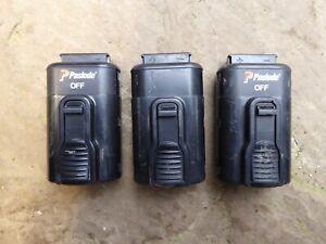 3 x Genuine Paslode Lithium Batteries