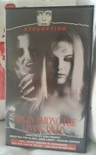 "VIRGIN AMONG THE LIVING DEAD, Directed By Jess Franco, ""Redemption Eire"" VHS"