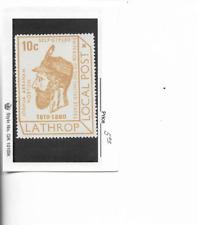Joshua Abraham Norton-Emperor Of The U. S.-Lathrop-Local Stamp