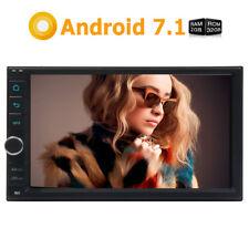 "Android 7.1 OCTA CORE Autoradio 2GB RAM 32GB ROM 7"" GPS Navi 2 DIN Mirror link"