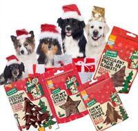 Christmas Festive Xmas Yule Tide 100% Natural Dog Treat Reward