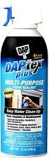 Dap Tex Plus Multi-Purpose Foam Sealant,White - 12 Oz.