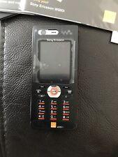 Sony Ericsson Walkman W800 - Orange (Orange) Mobile Phone