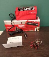 "Remington Compact Ceramic Ionic Multi-Voltage Curlers 1 1/4"" and 1"" H-1015"