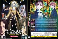 Vatican Miracle Examiner (Chapter 1 - 12 End) ~ All Region ~ Brand New & Seal ~