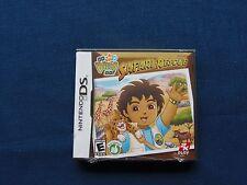 Nintendo DS Safari Rescue Video Game 2007 New