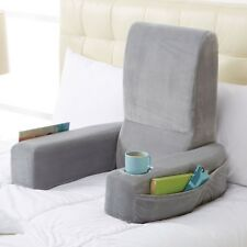 Nap Rest Bed Lounge Back Support Comforter Neck ,Shoulder Support W/ Compartment