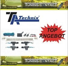 KFZ TA-Technix universale Zentralverriegelung 2 + 4 - Türer mit 2 Handsendern