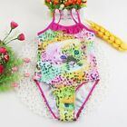 Baby Girls Kids One-piece Bikini Swimsuit Swimwear Summer Bathing Suit Beachwear