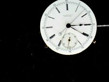 5 Minute Repeater Pocket Watch Movement With Split Second