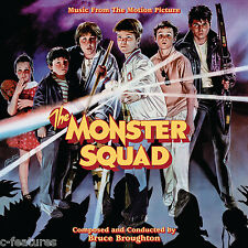 MONSTER SQUAD Bruce Broughton CD LA-LA LAND Soundtrack SCORE Ltd Edition MINT!