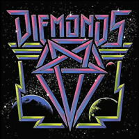 DIEMONDS-S/T-JAPAN CD BONUS TRACK F75