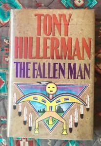 The Fallen Man, Tony Hillerman: 1st edition HC w/DJ - LN
