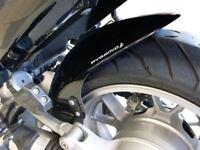 Kawasaki GTR1400 Concours Gloss Black Hugger by Pyramid Plastics.