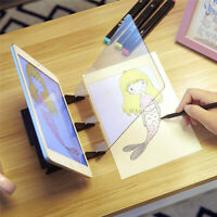 Painting Tracing Drawing Board Panel Optical Imaging Tracking Sketch Mirror
