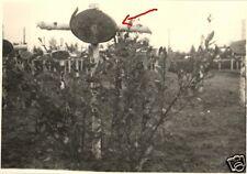 16457/  Originalfoto 6x9cm, Soldaten grab Leutn. Berger, JR 32 Tortolowo, 1942