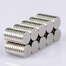 100PCS Disc 10x2mm Super Strong Round Cylinder N50 Magnets Rare Earth Neodymium