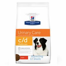 More details for hills prescription diet c/d urinary care dry food for dogs with chicken 2kg, 5kg