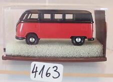 Brekina 1//87 nº 3100 volkswagen descubrimos VW t1a autobús rojo//negro OVP #4163