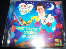 Giggle and Hoot Night Stories & Songs CD - New