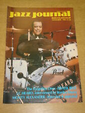 JAZZ JOURNAL INTERNATIONAL VOL 39 #11 1986 NOVEMBER DENZIL BEST MONTY ALEXANDER