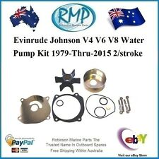 A Brand New RMP V4 V6 V8 Water Pump Kit Evinrude Johnson 1979-Thru-2015