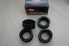 YAMAHA FZX750 FAZER NEW INLET MANIFOLD RUBBERS CARB TO HEAD RUBBERS 1986-1989