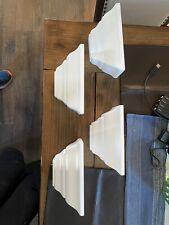 white floating wall shelves (4)
