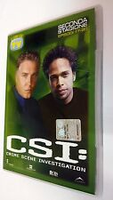 CSI Scena del crimine  Crime Scene Investigation DVD Serie TV Stagione 2 vol. 5