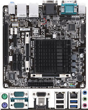 Gigabyte GA-J3455N-D3H (Intel Celeron J3455 Apollo Lake 4x2.3Ghz, 4x SATA)