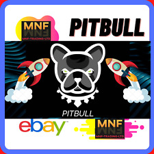 50 Billion Pitbull (PIT) 🚀CHEAPEST- Crypto Coin, INSTANT DELIVERY 📦