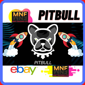10,000,000,000 PITBULL - 10 BILLION PIT - CRYPTO CURRENCY - INSTANT DELIVERY