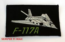 F-117A NIGHTHAWK HAT PATCH US AIR FORCE VETERAN GIFT PIN UP STEALTH SKUNK WORKS