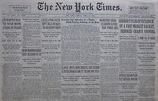 4-1931 APRIL 10 LONGWOOD DEAD GORDON SLAYER ELINOR SMITH WINS ALTITUDE MARK