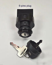 IGNITION KEY SWITCH FOR POLARIS 4011002 4012165 REPLACEMENT FAST SHIPMENT HOT