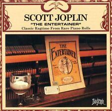 Scott Joplin - Entertainer [New CD] Rmst