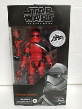 Captain Cardinal Star Wars The Black Series New in Sealed Box Fast Shipping