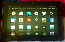 "Amazon Kindle Fire HDX 64GB 7"" Tablet 7 Inch PC (Wi-Fi and 4G) Boxed"