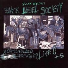 Alcohol Fueled Brewtality-Live!! von Black Label Society (2016)