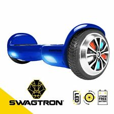 Swagtron T882 BBY LED Hoverboard Light-Up Wheels for Kids & Lithium-Free Battery
