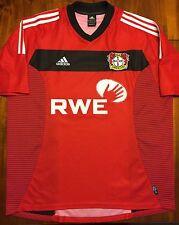 Adidas BAYER 04 LEVERKUSEN 2003-2004 Home Soccer Jersey XL Fußball Trikot Shirt
