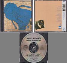 JENNIFER WARNES Famous Blue Raincoat Songs of Leonard Cohen Ariola 1987 Germany