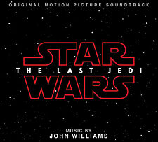 John Williams Star Wars The Last Jedi - OST 2 X 180g Vinyl Lp‎ Double