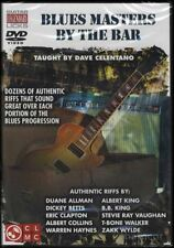 Blues Masters By The Bar Legendary Licks Guitar Tuition DVD