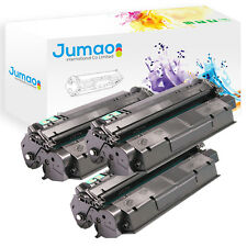 3 Toners cartouches d'impression type Jumao compatibles pour Canon PC-D320, Noir