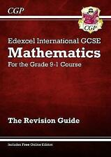 CGP EDEXCEL IGCSE Maths Revision Guide Book Grade 9-1 HIGHER LEVEL + online view