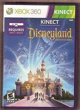 Kinect Disneyland Adventures  (Xbox 360, 2011)