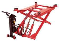 Portable Scissor Lift / Car Lift / Car Hoist /Workshop Hoist RED COLOR
