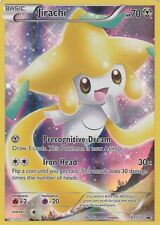 Pokemon XY Promo Jirachi XY112 Full Art HOLO - Ultra Rare NM