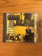 Sting The Police Ten Summoner's Tales Us Promo Interview Press Cd 1993 USA Rare